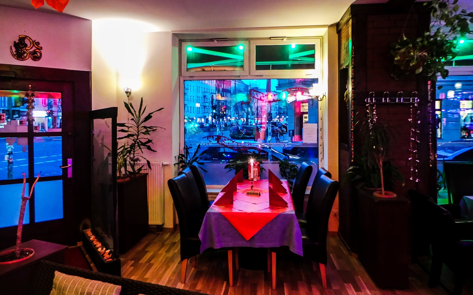 Krishna Restaurant